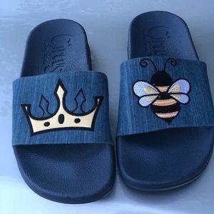 Circus Queen Bee Sam Edelman Sandals Size 7